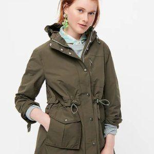 J. Crew Raincoat